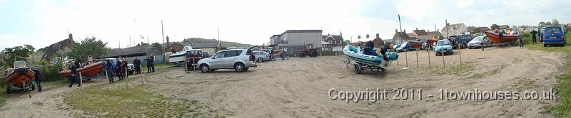 Sea Palling Beach Car Park